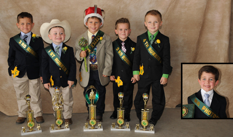 2012 Little Rice King Contest