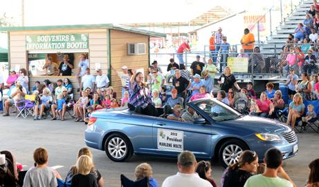 2012 Grand Parade